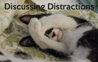discussing-distractions