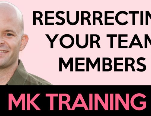 Resurrecting Your Team Members